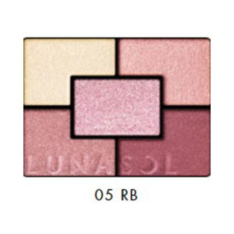 パーソナルカラー16タイプ別コスメ総合サイト「Color Catch」-LUNASOL ジェミネイトアイズ N 05RB